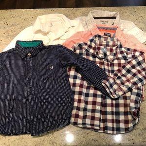 Lot of 2T boys shirts